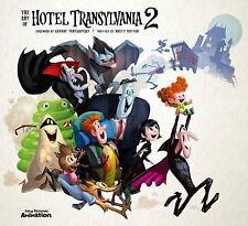Art And Making Of Hotel Transylvania 2 Rector  Brett 9781783298815