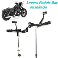 Forward Controls Foot Pegs Levers Linkages For Harley Sportster 1200 883 XL14-17