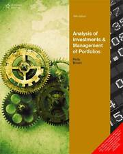 New-Analysis of Investments and Management of Portfolios by Reilly 10ed INTL ED
