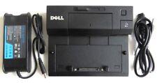 Dell Latitude E Series PR03X Docking Station E-Port with 130 Watt AC USB 2.0