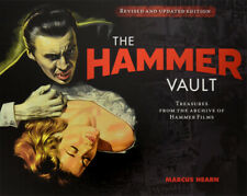 Hammer Vault Treasures From the Archive of Hammer Films Book 14BH01
