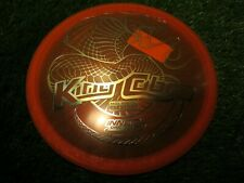 new King Cobra Champion Xxl stamp 175 orange mid-range Innova disc golf 4 5 0 2