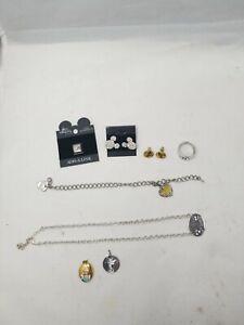 Disney jewelry lot