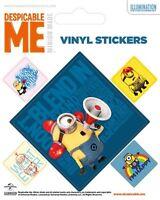 STAR WARS rebellion VINYL STICKERS SET official merchandise 4 mini 2014