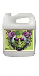 Big Bud 4L 4 Litre - Flowering Booster Advanced Nutrients OFFICIAL NOT DECANTED