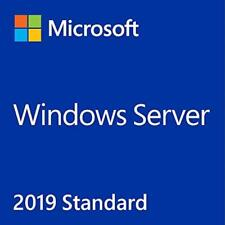 Microsoft Windows Server 2019 Standard and RDS CAL 50 User / Device Available