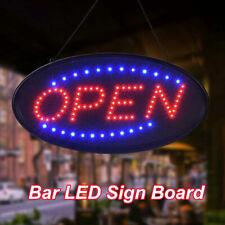 Super Bright Led Open Sign Board Pub Club Window Display Light for Shop Bar