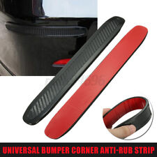 2pcs Universal Car Front Rear Anti-rub Protector Corner Bumper Scratch Guard US