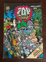 Zap Comix 5. First (1st) Print. 1967. Nice Copy.
