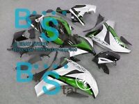 Green Glossy INJECTION Fairing Kit Fit HONDA CBR1000RR 2009 2010 2008-2011 37 A5