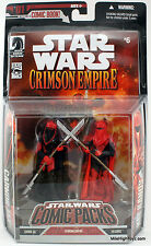 Star Wars Crimson Empire Carnor Jax & Kir Kanos