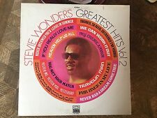 STEVIE WONDER - Greatest Hits Vol. 2 ~ TAMLA 313 *1971* 60's greatest hits >NICE