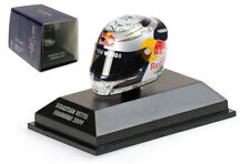 Minichamps Casco Arai Shanghai China Gp 2009-Sebastian Vettel Escala 1/8