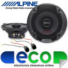 Ford Transit Connect MK1 Alpine 400 Watts 13cm Front Door 2 Way Car Speakers