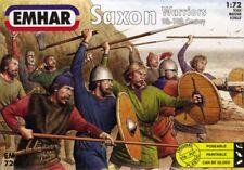 Gli EMHAR 1/72 Guerrieri Sassone 9th-10th SECOLO # 7206