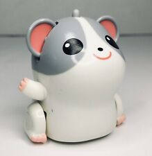 Tomy MicroPets Nip the Hamster Series 2 2002 Interactive Robot Toy w/ Batteries