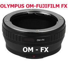 Olympus Om - Fujifilm Fx Adaptador Objetivo Lente de a Cámara
