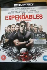 The Expendables 4K [Blu-ray] [2018][Region 2]