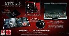 PC Game Hitman Absolution Professional Edition DVD Shipping NEW