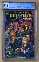 Detective Comics #1000 Jay Anacleto CGC 9.8 * TRADE VARIANT * 1st Arkham Knight