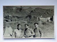 ETIOPIA Macallè AOI colonie coloniale vecchia cartolina fotografica 3