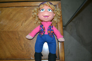 Fisher Price Puzzle Place Doll with tag - Jody Silver.