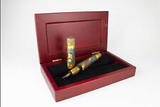 """Artus Pens - Limited Edition """"Dragon with Pearl"""" Fountain Pen"""