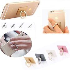 Universal 360 ° Dito Anello in Metallo Grip Supporto per Cellulare Cellulari iPhone 7 Plus