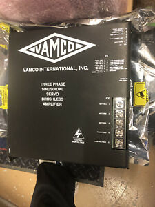 Vamco Servo Feed Amplifier for Quantum, S100A40N-VA6 And S100A40-VA9