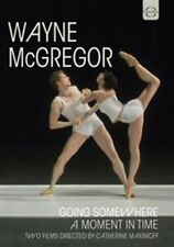 Wayne McGregor Going Somewhere/a Moment in Time 0880242597083 Region 1