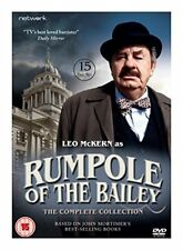 Rumpole of The Bailey Series 1 to 7 Complete Collection DVD UK DVD