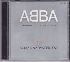 Abba-25 Jaar Na Waterloo cd album