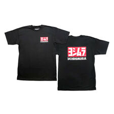 Yoshimura RD 2021 Men's MX Casuals Corporate Logo s/s Tee - Black