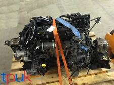 FORD FIESTA ENGINE GEARBOX MK9 2012 ON 1.6 1600 90PS 95PS DV6 LESS 45K LOW MILES