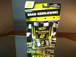 Brad Keselowski #2 Alliance Truck Parts Wave 7 2018 Ford Fusion Authentics 1:64