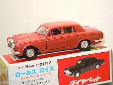 Rolls Royce Silver Shadow van Diapet Yonezawa Toys G-71 Japan 1:40 in Box *20017