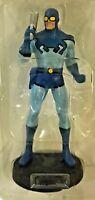 VINTAGE DC COMICS CHARLTON BLUE BEETLE DIE-CAST METAL SUPER-HERO FIGURE NMIB!!!