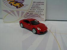 "HERPA 028646 # porsche 911 Carrera 4 coupé année 2015 ""rouge indien"" 1:87 NEUF"