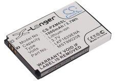 3.7V battery for Samsung Nexus 50, YP-X5X, Nexus 25, MST990208, 990208, XM-9200-