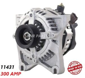 300 AMP 11431 Alternator Ford Expedition Lincoln Navigator High Performance HD