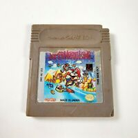 ROUGH - Super Mario Land - Nintendo Gameboy 1989 - Authentic Cartridge ONLY