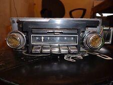 69 70 CADILLAC ELDORADO AUDIO RADIO STEREO WITH KNOBS