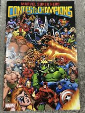 Marvel Super Hero Contest of Champions Comic Book (2015)