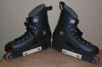 Roces Aggressive Skating Inline Skates US Size 9 Italy Hyper