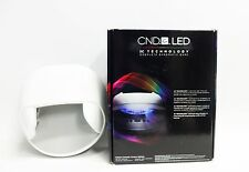 CND Creative Nail LED LAMP 3 C Technology Cures all Gel