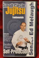 Small Circle Jujitsu - Practical Street Self Protection Ed Melaugh vhs