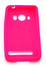 NEW Genuine HTC EVO 4G SmartPhone Gel Skin Case PINK sprint glove CZH0