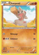 Charpenti -N&B:Explorateurs Obscurs-58/108-Carte Pokemon Neuve France
