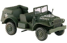 CORGI: WC 56 COMMAND CAR US ARMY 7TH ARMY 1943 #CC51708