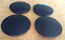 Volk Racing Wheel Center Cap MAG BLUE  A Flat Small O Ring Type Genuine (4 Pcs)